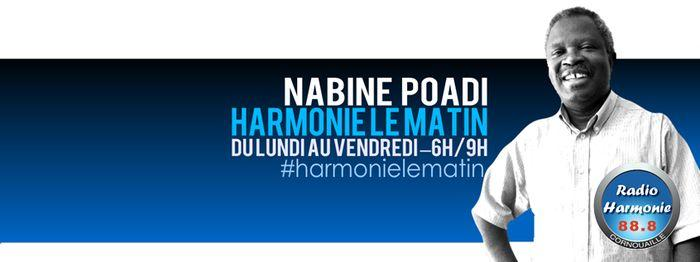 Harmonie le mation Nabine Poadi