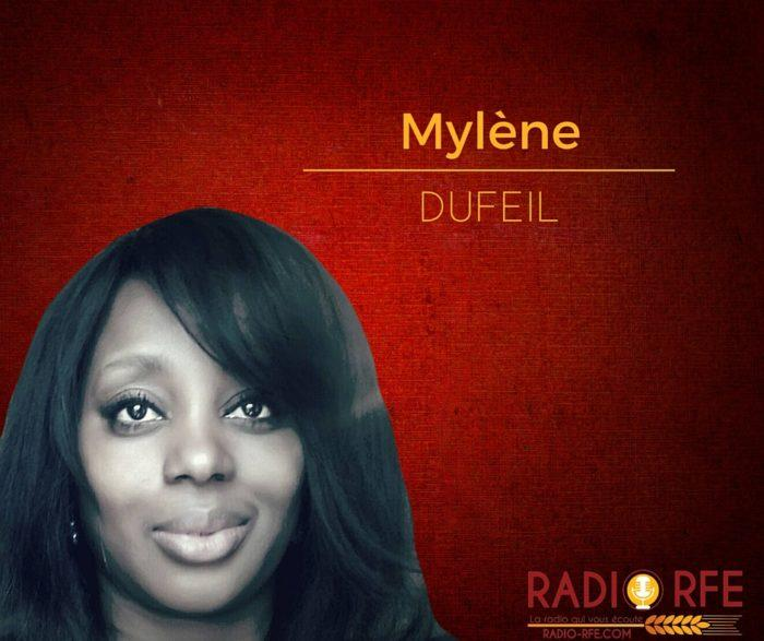 Mylène directrice de la radio évangélique en ligne : .RFE « Radio France Évangile »
