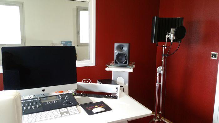 Radio RFE et son studio